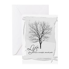 Tree and Life Greeting Cards (Pk of 20)