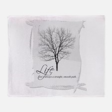 Tree and Life Throw Blanket