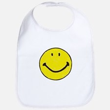 Original Happy Face Bib