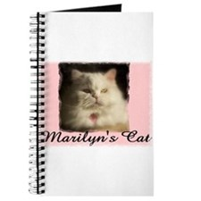 Famous Cats - Marilyn's Cat Journal