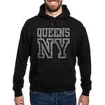 Queens NY Hoodie (dark)