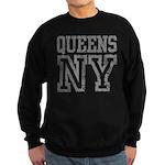 Queens NY Sweatshirt (dark)