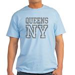 Queens NY Light T-Shirt