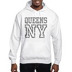 Queens NY Hooded Sweatshirt