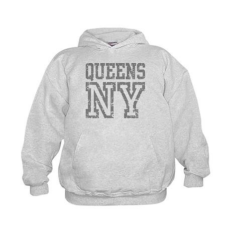 Queens NY Kids Hoodie