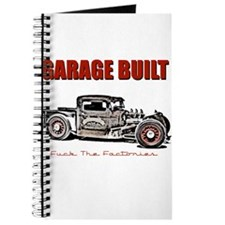 Garage Built Journal