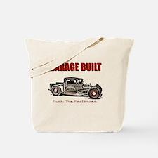 Garage Built Tote Bag