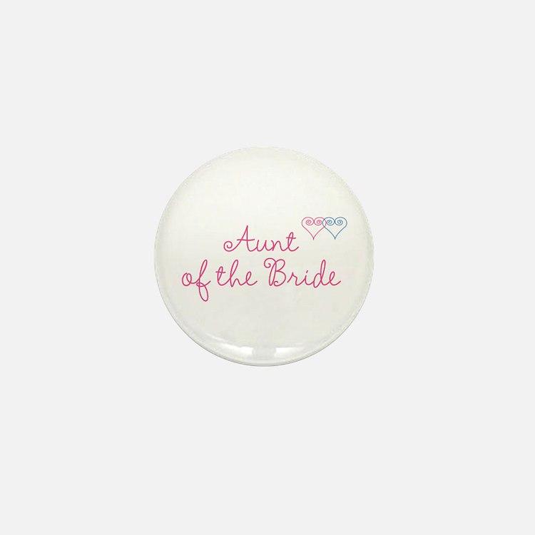 Bride Wedding Set 1 Mini Button