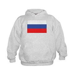 Russia Flag Hoodie