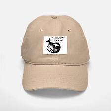 Australian Rock Art Baseball Baseball Cap