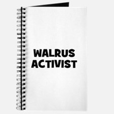Walrus Activist Journal