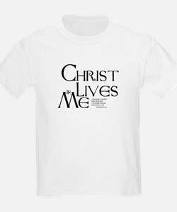 Christ Lives in Me T-Shirt