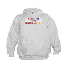 Made in USA with Venezuelan Parts! Hoodie