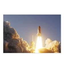 Space Shuttle Aloft Postcards (Package of 8)