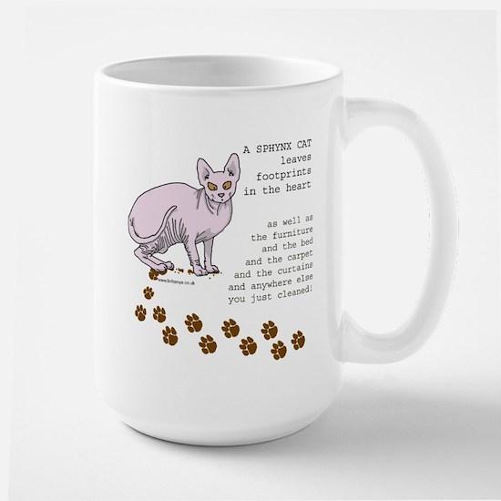 Sphynx Large Mug