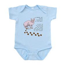 Sphynx Infant Bodysuit