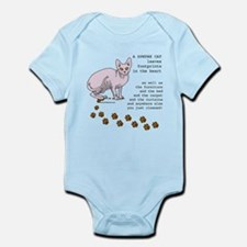 Sphynx Infant Bodysuit