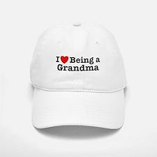 I Love Being a Grandma Hat