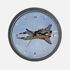 Thunderbirds 5 and 6 Wall Clock