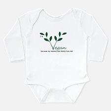 Baby Vegan2 Body Suit