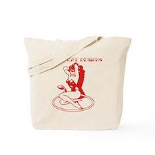 Devil Doll Tote Bag