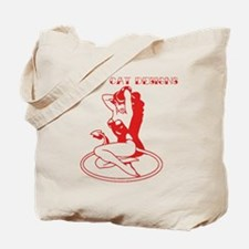 Devil Doll Tote Bag