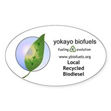 Yokayo Biodiesel Decal