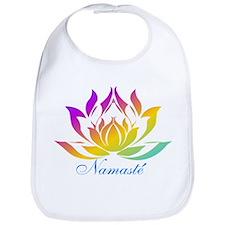 Cute Namaste Bib
