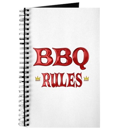 BBQ Rules Journal