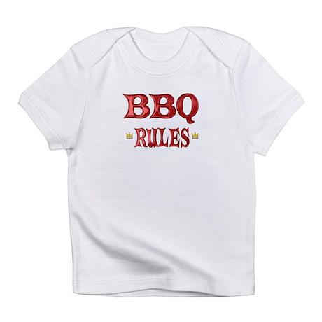 BBQ Rules Infant T-Shirt