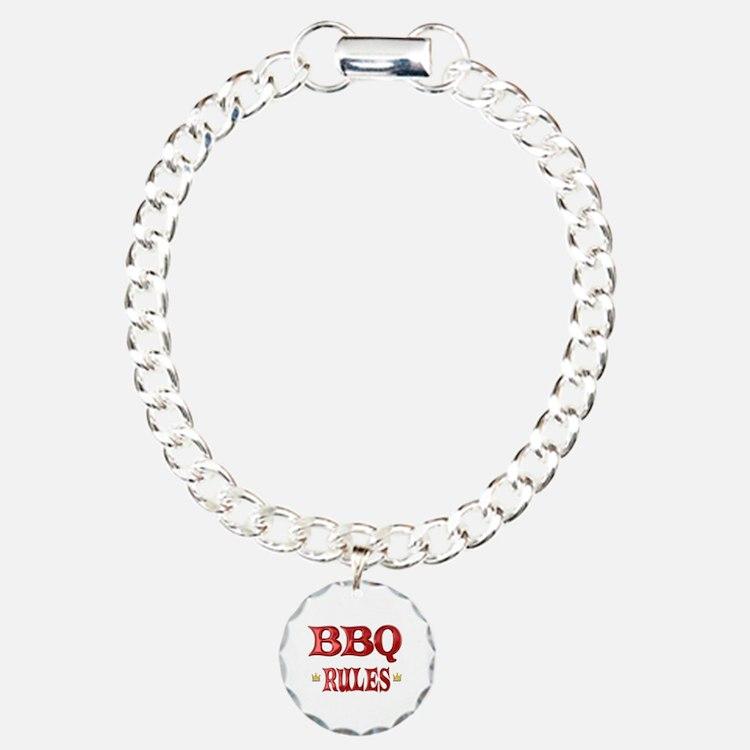 BBQ Rules Bracelet