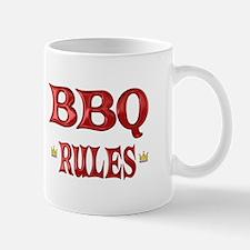 BBQ Rules Mug