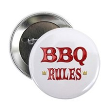 """BBQ Rules 2.25"""" Button (100 pack)"""