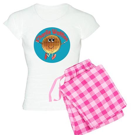 Charlie Waffles Women's Light Pajamas