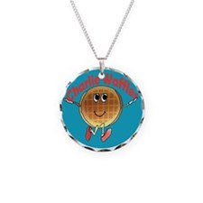Charlie Waffles Necklace