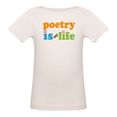 Poetry Is My Life Tee