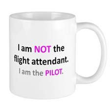 Cute Women in aviation Mug