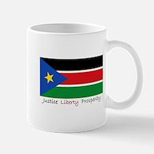 Unique South sudan Mug