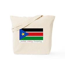 Cute South sudan Tote Bag