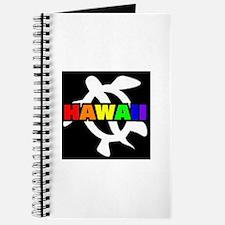 Rainbow Hawaii Turtle Journal