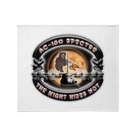USAF AC-130 Spectre The Night Throw Blanket