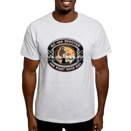 USAF AC-130 Spectre The Night Light T-Shirt