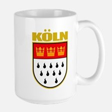 Koln/Cologne Large Mug