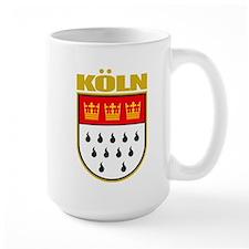 Koln/Cologne Mug