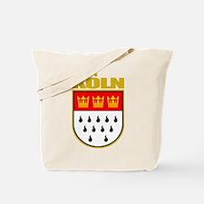 Koln/Cologne Tote Bag