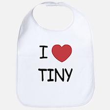 I heart tiny Bib