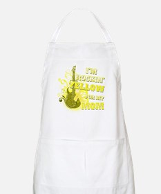I'm Rockin' Yellow for my Mom Apron