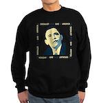 AntiObama 2012 Sweatshirt (dark)