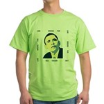 AntiObama 2012 Green T-Shirt