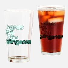 Nerds Drinking Glass
